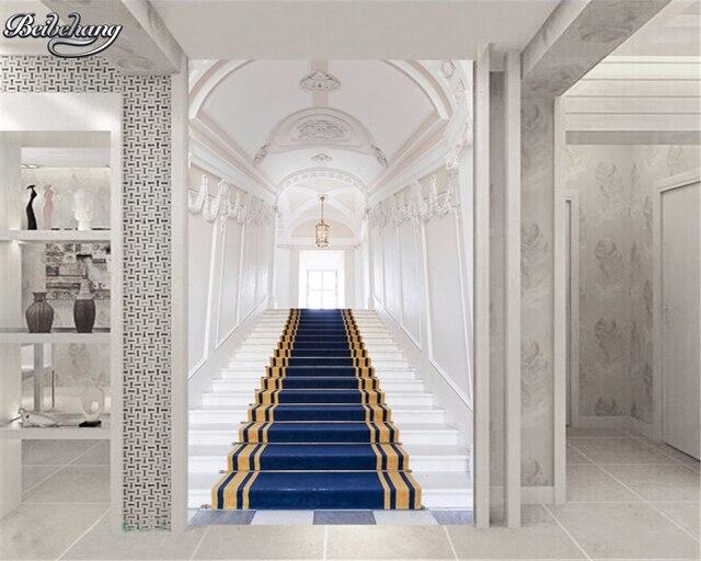Beibehang palace korridor nach wand tapete wand 3 d wohnzimmer