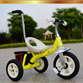 High Quality Children Steel Frame tricycle With Safe Bar,Baby Trike