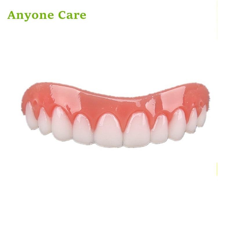 TV Perfect Smile comfort fit flex silicone dental Teeth whitening Braces Reusable Removable Teeth paste Veneers