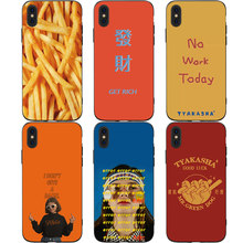Cool Funny Phone Cases Cover for iphone X XR XS MAX 6 6s 7 8 Plus TPU Cover Coque For iphone 7 8Plus iphone 5SE Cases цены
