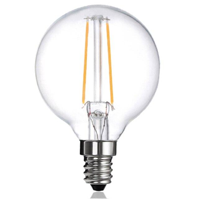 Mrdeng 120v Led E12 E26 3 5w G16 5 G50 Retro Edison Filament