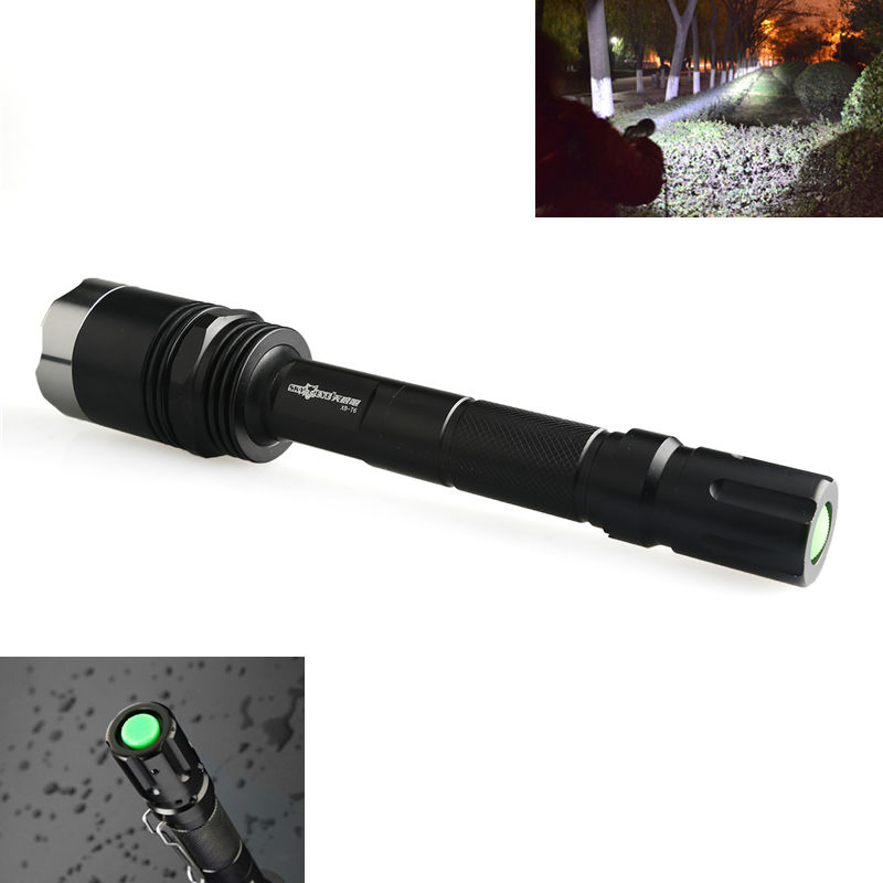 flashlight 18650