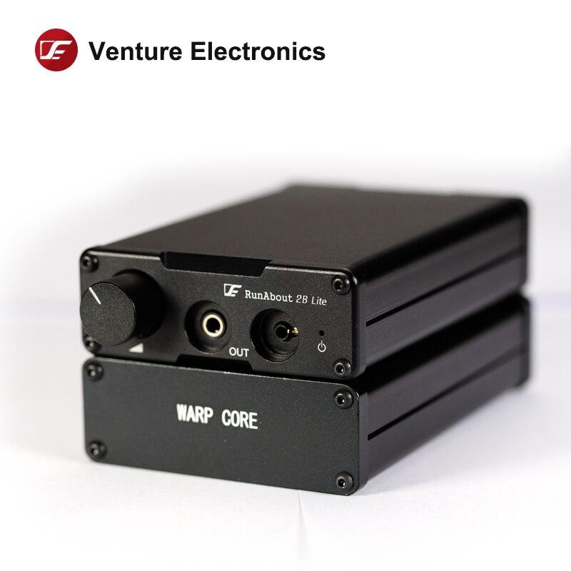 Venture Electronics VE RunAbout 2.0 BAL Lite Portable Earphone Amplifiera laser virtual keyboard