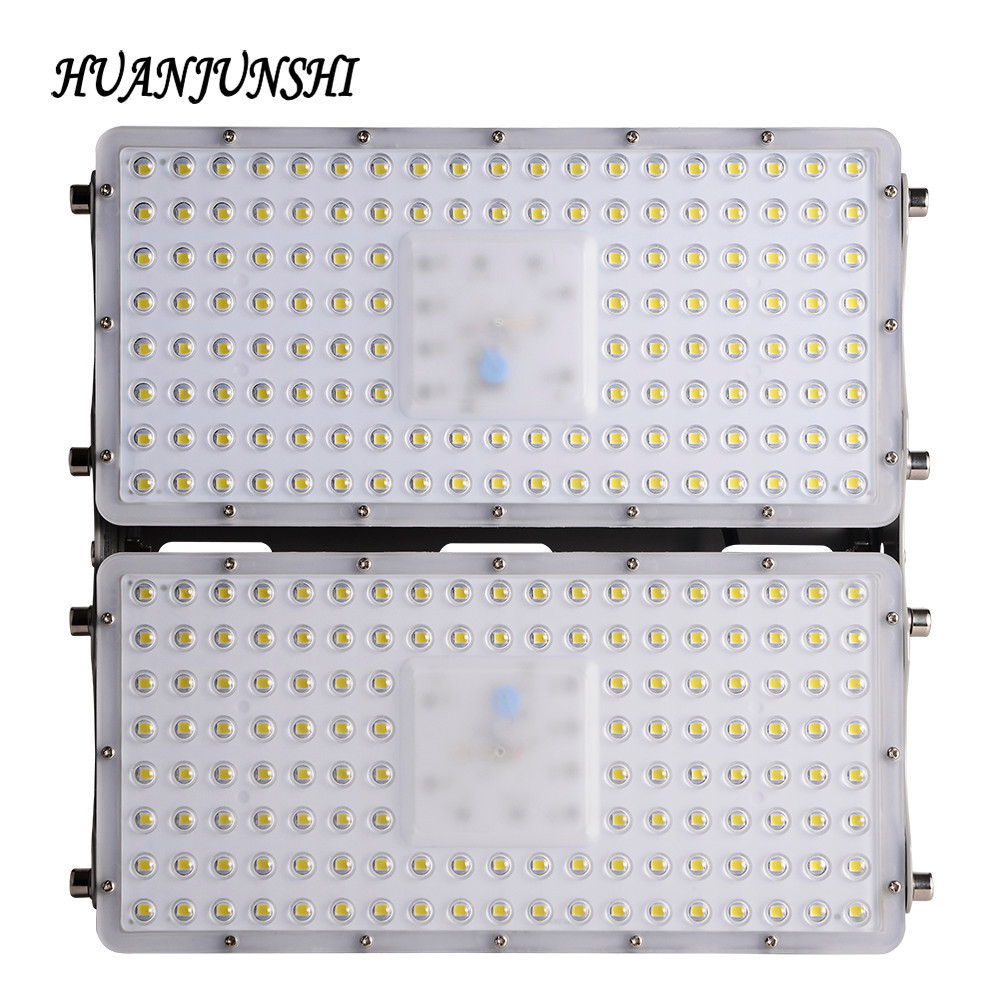Die Cast Aluminum Module Flood Light 200W LED Floodlight IP65 220V Refletor LED Spotlight Outdoor Lighting Garden Lamp 3PCS/lot 2017 ultrathin led flood light 70w cool white ac110 220v waterproof ip65 floodlight spotlight outdoor lighting free shipping
