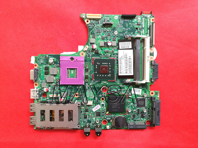 Top quality Original laptop Motherboard fit for HP Probook 4510S 4410S 4710S 574510-001 PGA478 GM45 DDR3 Fully tested леска для триммера oregon 99152е старлайн 2 мм х 15 м