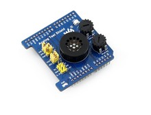 NUCLEO-F411RE Package B Support Arduino Uno = NUCLEO-F411RE+ Accessory Shield +Analog Test Shield +Music Shield FREE SHIPPING