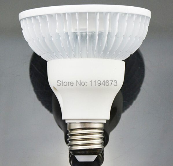 Free shipping 12w Dimmable COB led light bulb LED spotlight replacement 45w par30 lamps accent lighting led home light in LED Bulbs Tubes from Lights Lighting