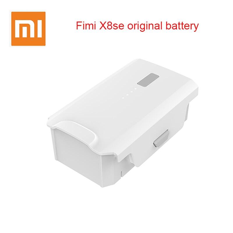 En stock seulement FIMI X8 SE batterie 11.4V 4500mah FPV avec 3-axes cardan 4K caméra GPS RC Drone quadrirotor
