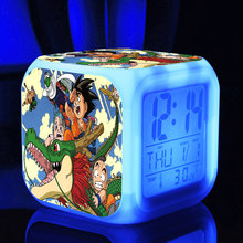 Dragon Ball Z – Color Changing LED Alarm Clock (11 Types)