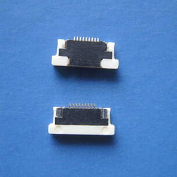 8P 0.5MM FPC/FFC Connector Gilded Connector Upper Drawer Socket