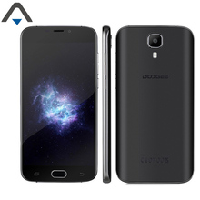 Original Doogee X9 PRO Smartphone Quad Core 2GB RAM 16GB ROM 5.5 inch 13MP 720P HD 3000mAh Android 6.0 Fingerprint cell phone