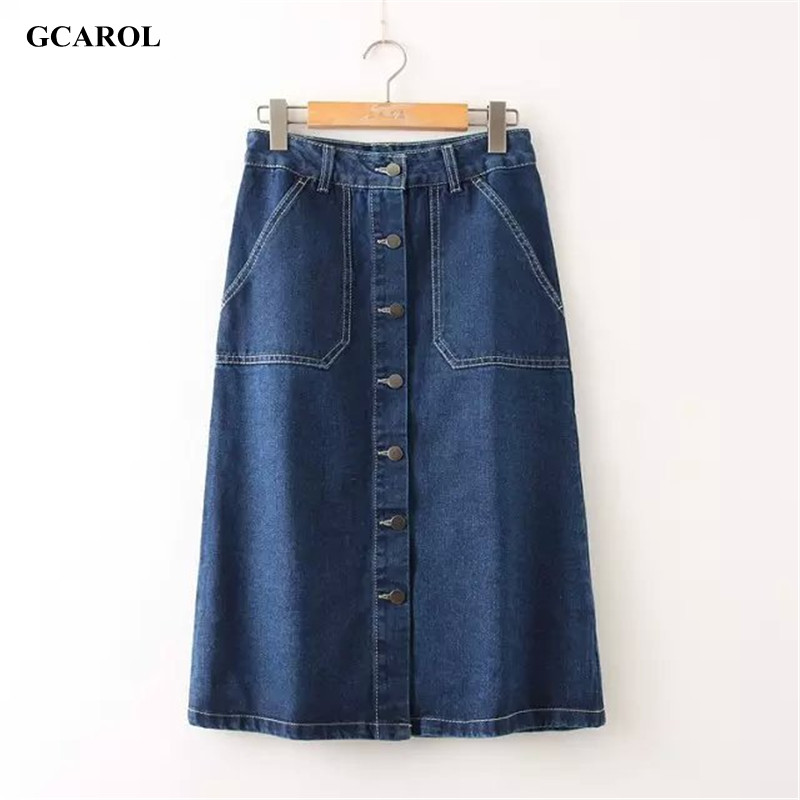 Aliexpress.com : Buy Women New Arrival Single Button Soft Denim ...