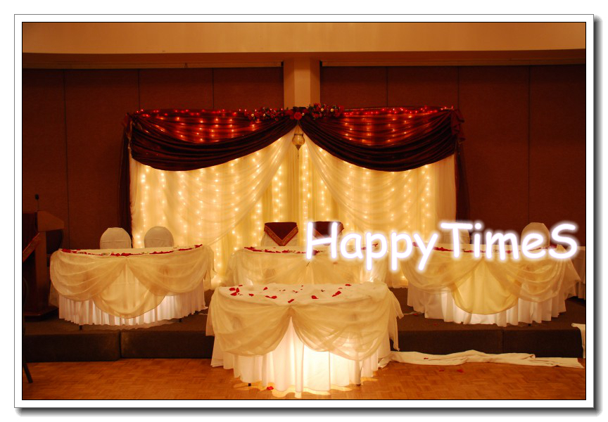 Online Buy Wholesale Wedding Backdrop Lighted Curtain From China