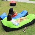2020 Горячая продажа быстро надувной диван ленивый мешок спальный мешок 240*70 см кемпинг портативный воздушный банан диван пляжная кровать Воз...