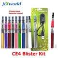 Эго starter kit, оптовые дистрибьюторы эго t ce4 блистер комплект сухая трава распылитель CE4 электронная сигарета starter kit эго электронная сигарета 5 шт. (ММ)