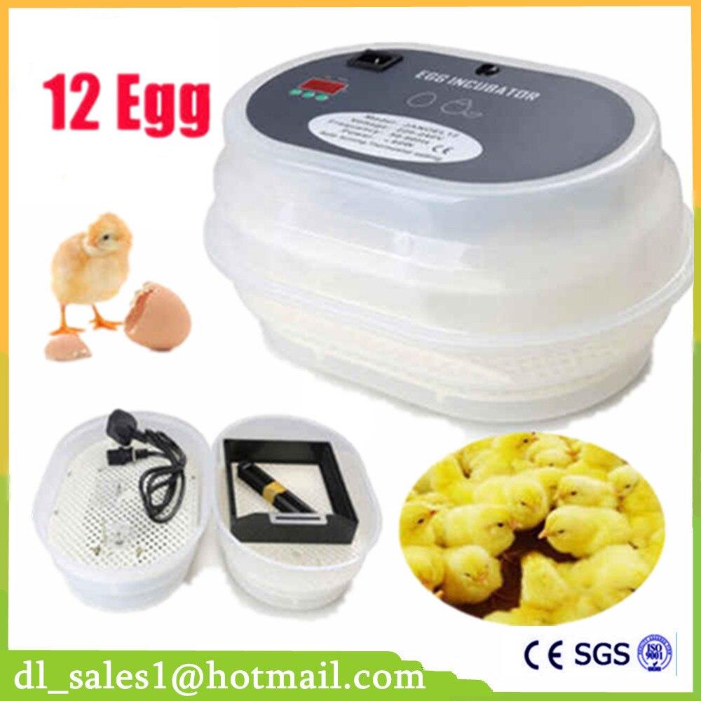웃 유Casa utiliza temperatura automático incubadora del huevo del ...