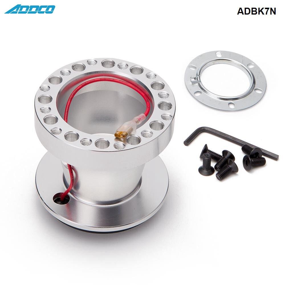 Classic Wood Deep Dish Steering Wheel+Alloy Hub Adaptor for 240SX S13 S14 Altima