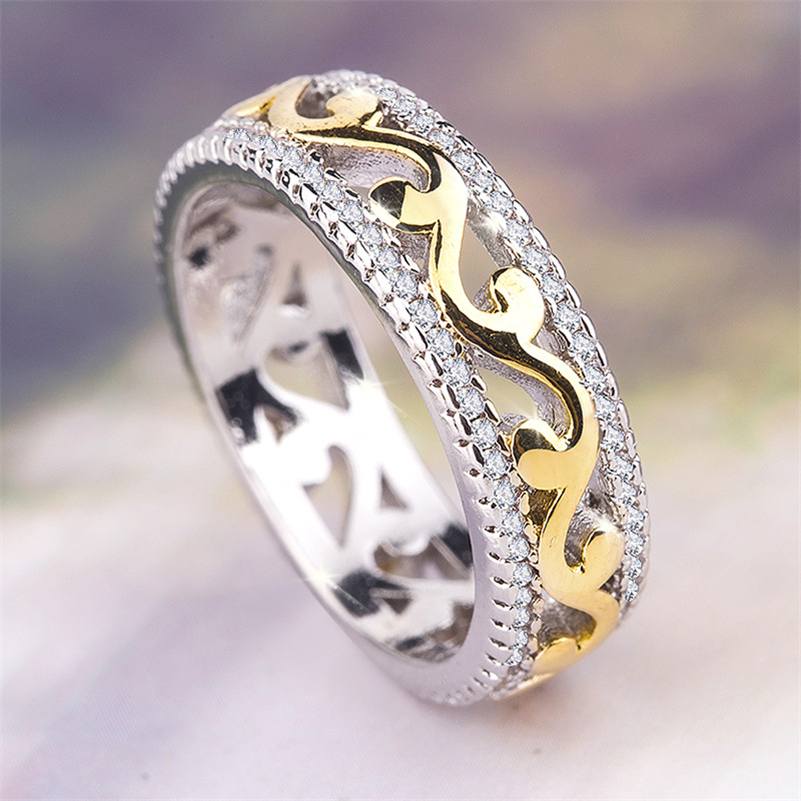 14k Gold Diamond Rings For Men Women And Fashion 925 Sterling Silver Anillos De Bizuteria Gemstone 14k Gold Jewelry Anel Rings