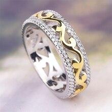 14k Gold Diamond Rings for Men Women and Fashion 925 Sterling Silver Anillos De Bizuteria Gemstone Jewelry Anel