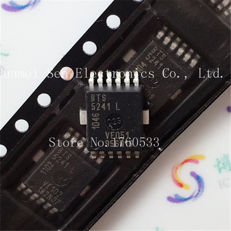 69fe4694f ③Module BTS5241L Original authentic and new Free Shipping - a582