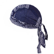 Men Women Quick Dry Amoeba Viking Pirate Hat Outdoor Sport Cycling Caps Running Riding Bandana Headscarf Ciclismo Hat Headband(China)