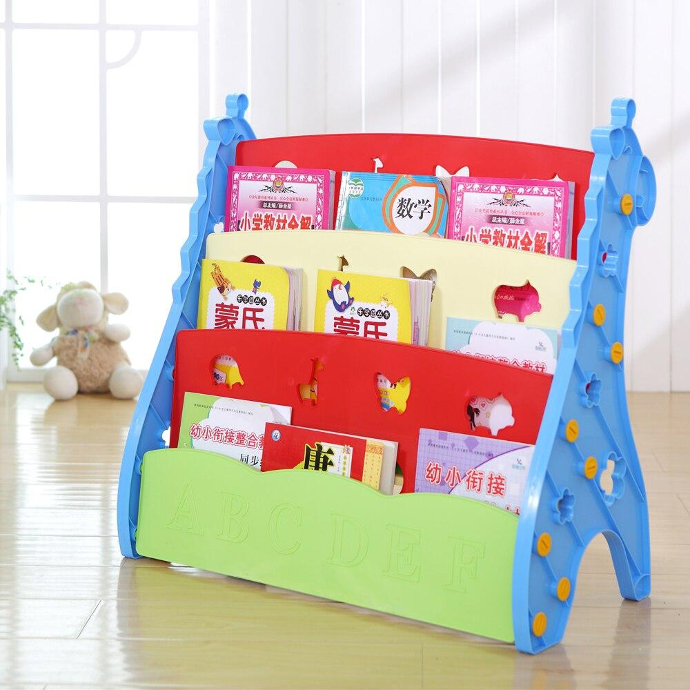 popular baby bookshelfbuy cheap baby bookshelf lots from china  -  new design colorful baby kids children palstic baby bookshelfbookcase (china)