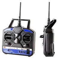 2.4G 4CH Radio Model RC Transmitter & Receiver
