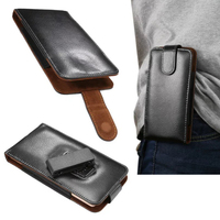Rotary Holster Belt Cllip Second Layer Genuine Leather Case For Galaxy A6 A6+ A8 A8+ A7 A9 J3 J2 Pro (2018) A10 A20 A30 A50 A70