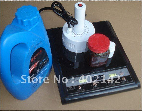 DL-500E Portable magnetic induction bottle sealer ( seal size: 20-100mm )  portable magnetic induction bottle sealer seal size 15 100mm 0706028l