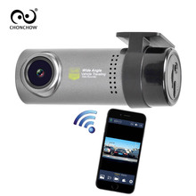 ChonChow Mini Wireless Hidden Car Dash Cam DVR APP Monitor WiFi Car Camera Video Recorder Dashcam Night Vision Registrar