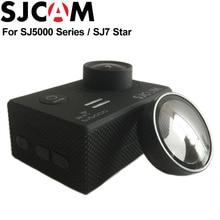 Original SJCAM UV Filtro de Lente de Vidro Óptico Protetor Capa para SJCAM SJ7 Estrela/SJ5000 Wifi/SJ5000X Elite M10 Câmera de Ação