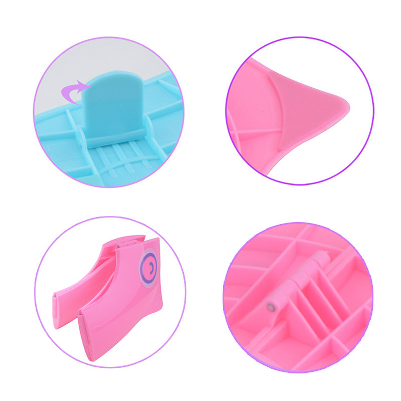 Toddler Kids Baby Folding Potty Seat Cushion Cover Toilet Training Safe Seat Pad
