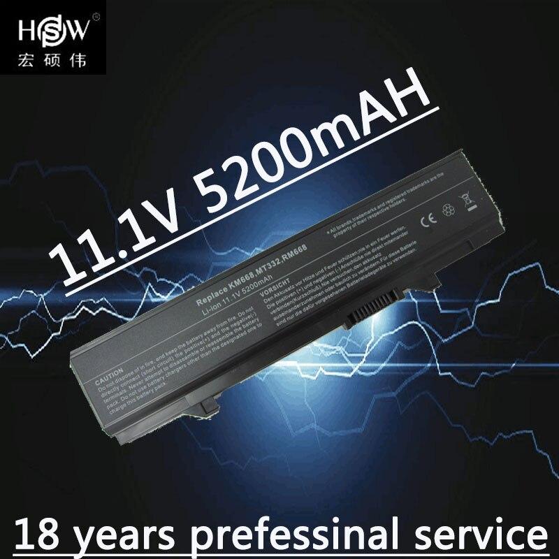 HSW Laptop Battery For Dell Latitude E5400 E5410 E5500 E5510 312-0762 312-0769 451-10616 KM742 KM769 0RM668 312-0902 451-10617