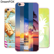 M553 Seashells Waves Sea Star Soft TPU Silicone Case Cover For Apple iPhone 11 Pro XR XS Max 8 X 7 6 6S Plus 5 5S SE 5C 4 4S