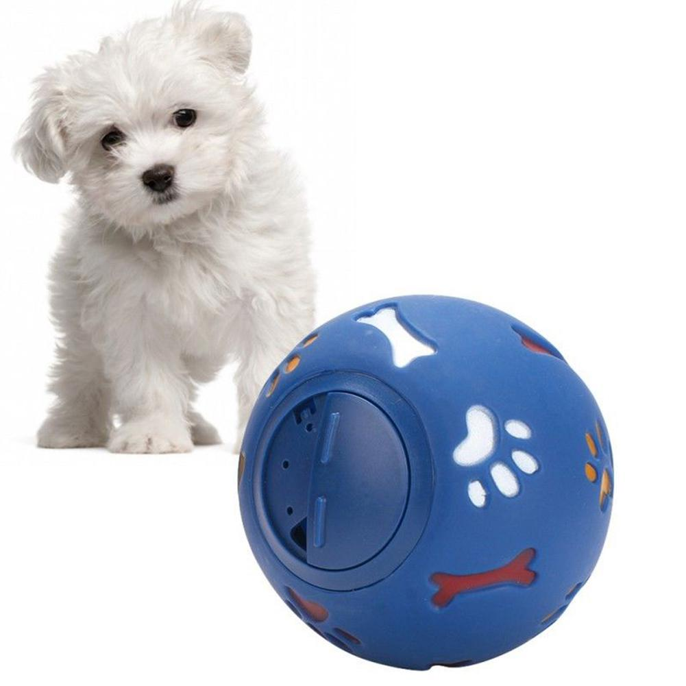Interactive Pet Dog Toys Rubber Ball Puppy Chew Toys Chew Dispenser Leakage Food Play Ball For Dog Cleaning Chew Toys-20
