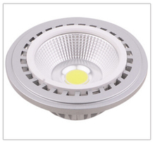 COB 15W GU10 high quality lumens Bridgelux power Led bulb light led spot AR111 QR111 ES111 LED LAMP 85-265V