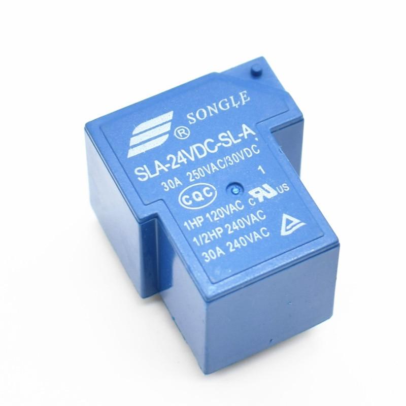 2PCS Relais SONGLE DIP-5 SLA-05VDC-SL-A SLA-5VDC-SL-A SLA-5V