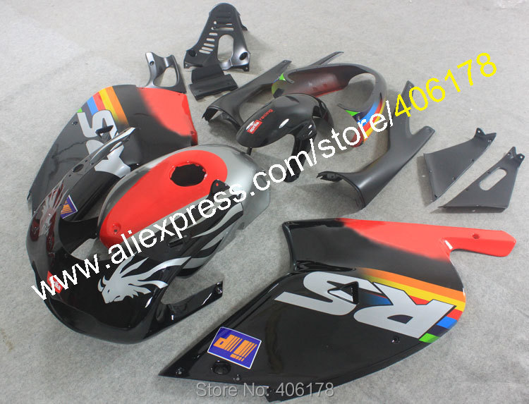 Лидер продаж, rs125 мото Обтекатели для Aprilia обтекателя RS125 2001-2005 RS 125 01-05 RS125 Lionhead ABS мотоциклетные Обтекатели