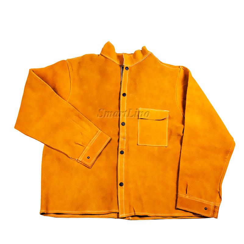 Workplace Safety Supplies Security & Protection Urban Supply Hi Vis Fire Retardant Orange Welding Coat Quilted Safety Mens Winter Jacket