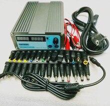 CPS-3205 ИСТОЧНИК II Компактные Цифровые Регулируемый Источник Питания ПОСТОЯННОГО ТОКА OVP/OCP/OTP + 28 ШТ. разъем Ноутбук адаптер питания 32V5A 0.01 В/0.01A