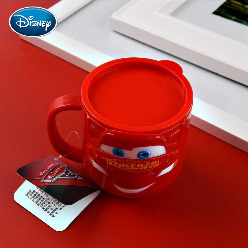 Дисней детские чашки животные Милая Детская Бутылочка с ручкой безопасный для природы материал детские принадлежности для питья дома безопасный ABS воды чашки