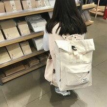 Bag Girls Campus Japanese High School bags for teenage College Student Junior Shoulders mochila laptop backpack women bagpack