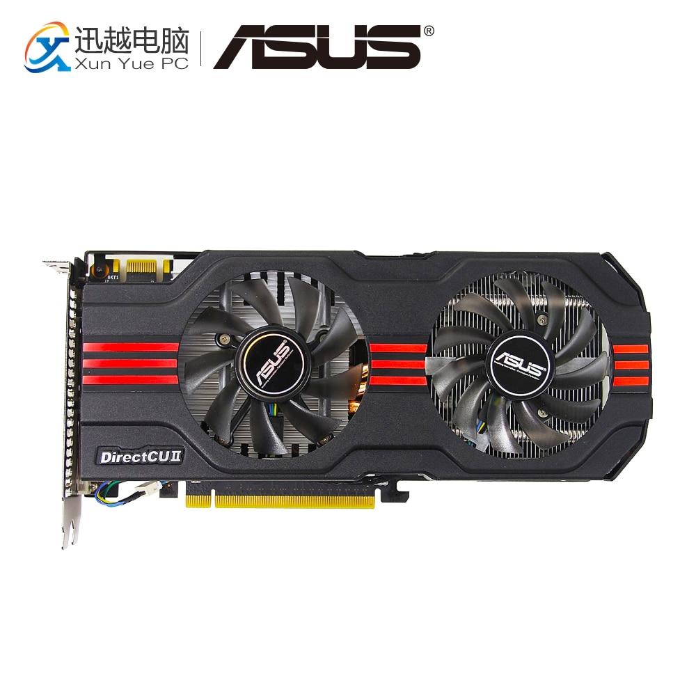 ASUS ENGTX560 DCII TOP/2DI/1GD5 D'origine Cartes Graphiques 192 Peu GTX 560 Ti GDDR5 Vidéo Carte 2 * DVI Mini HDMI Pour Nvidia GTX560 Ti
