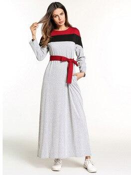 Maxi Cardigan Taglie Forti | Abaya Musulmano Vestito Di Cotone Maxi Cardigan Allentato Di Stile Più Il Formato Kimono Lungo Vestaglie Jubah Marocchino Medio Oriente Arabo Islamico Abbigliamento