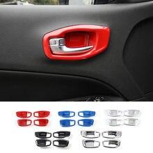 Высококачественная внутренняя дверная ручка shineka для автомобиля