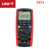 UNI T A/M Multimeters UT71A UT71B UT71C UT71D UT71E Digital multimeter true RMS RS232 interface MULTIMETER Auto range Data Hold
