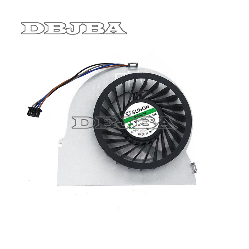 Fan For HP EliteBook 8570W laptop Cooling P/N MF60150V1-C001-S9A CPU Cooling