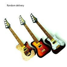 Kids Electric Guitar Children Simulation Music Guitar Cool Musical Instruments Educational Toy for Boys Girls