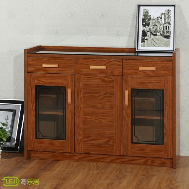 Holz sideboard wein schrank schränke schließfächer IKEA küche ...