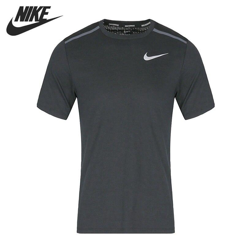 Original New Arrival NIKE BRTHE RISE 365 TOP SS Men s T shirts short sleeve Sportswear